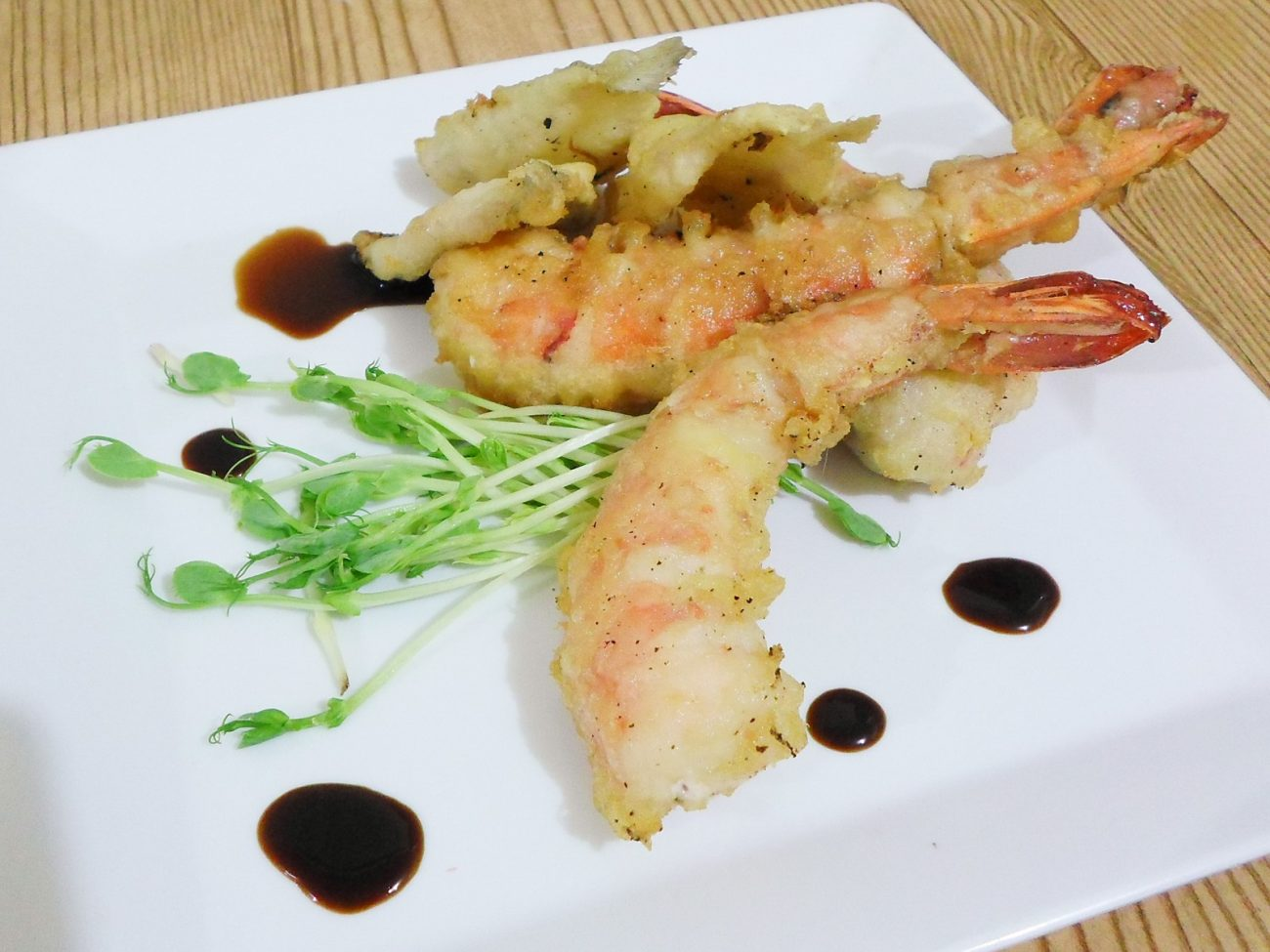 Mixed Seafood Tempura